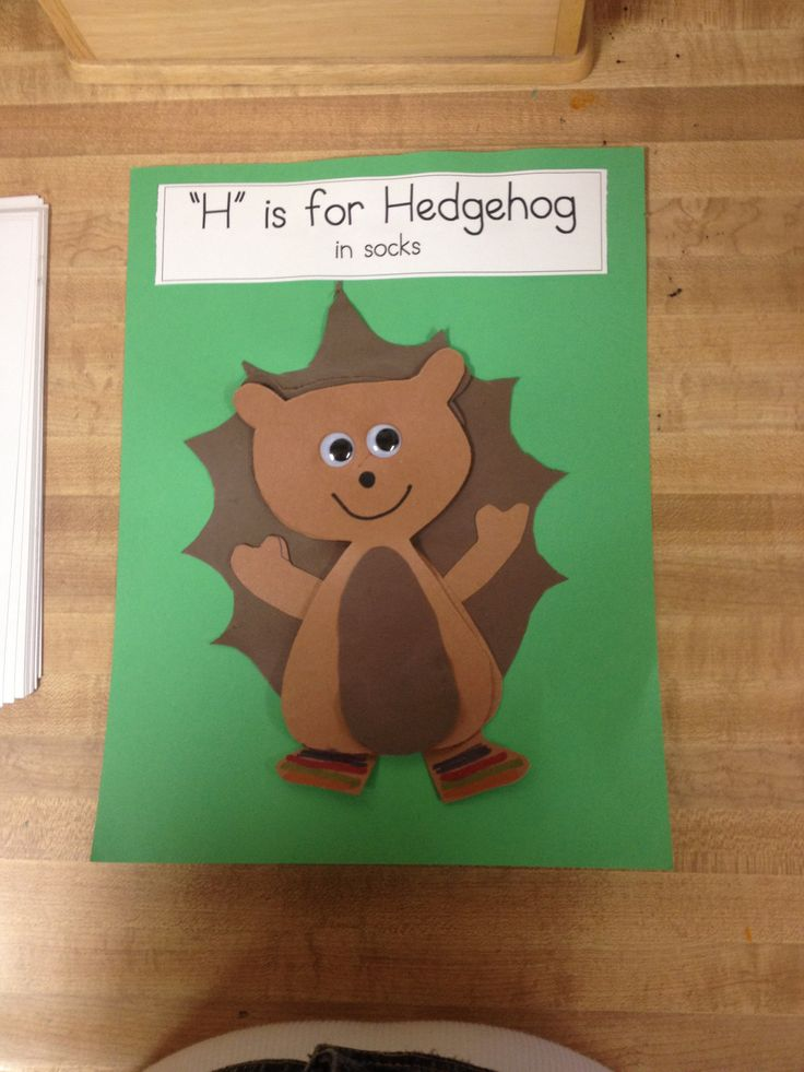 31 best images about Letter H PreSchool