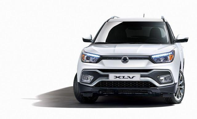 H SsangYong Motor Company λανσάρισε το νέο SsangYong XLV