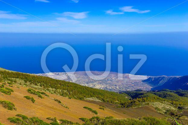 Qdiz Stock Photos Coast of Atlantic Ocean on Tenerife Island