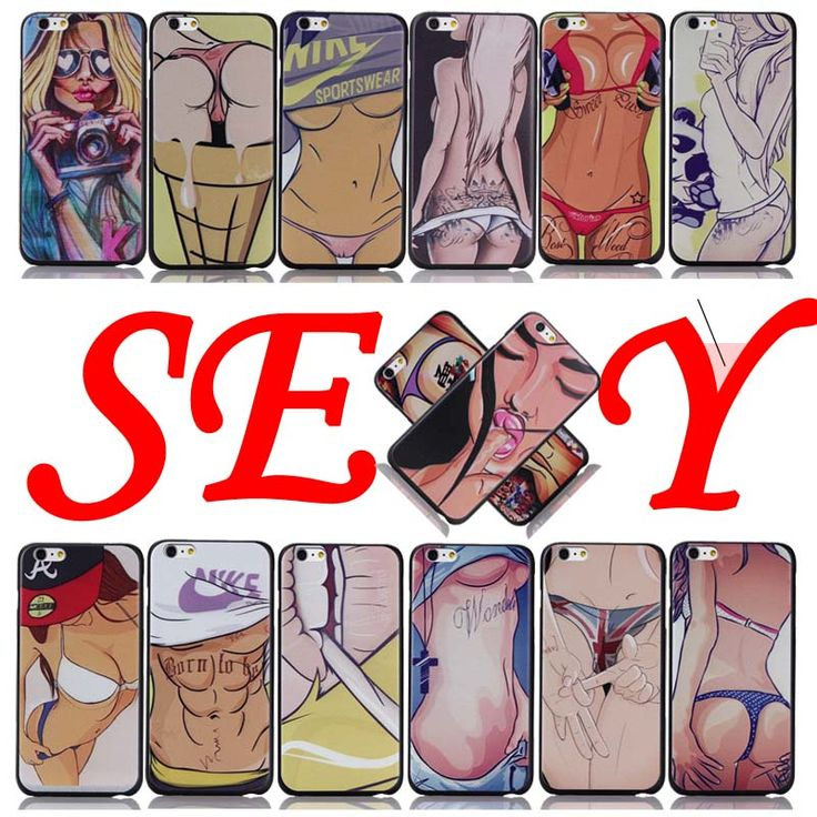Hot !! Hot girl Cases Covers For iPhone 5 5C 5S 6 6S Plus Young Sexy Girl Sex Kitten Bikini Girl  -020105