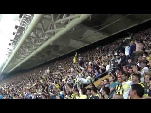 Fenerbahçe Tribün Şovu | Şampiyon - YouTube