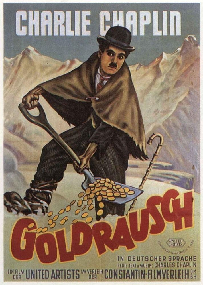 Золотая лихорадка (The Gold Rush)