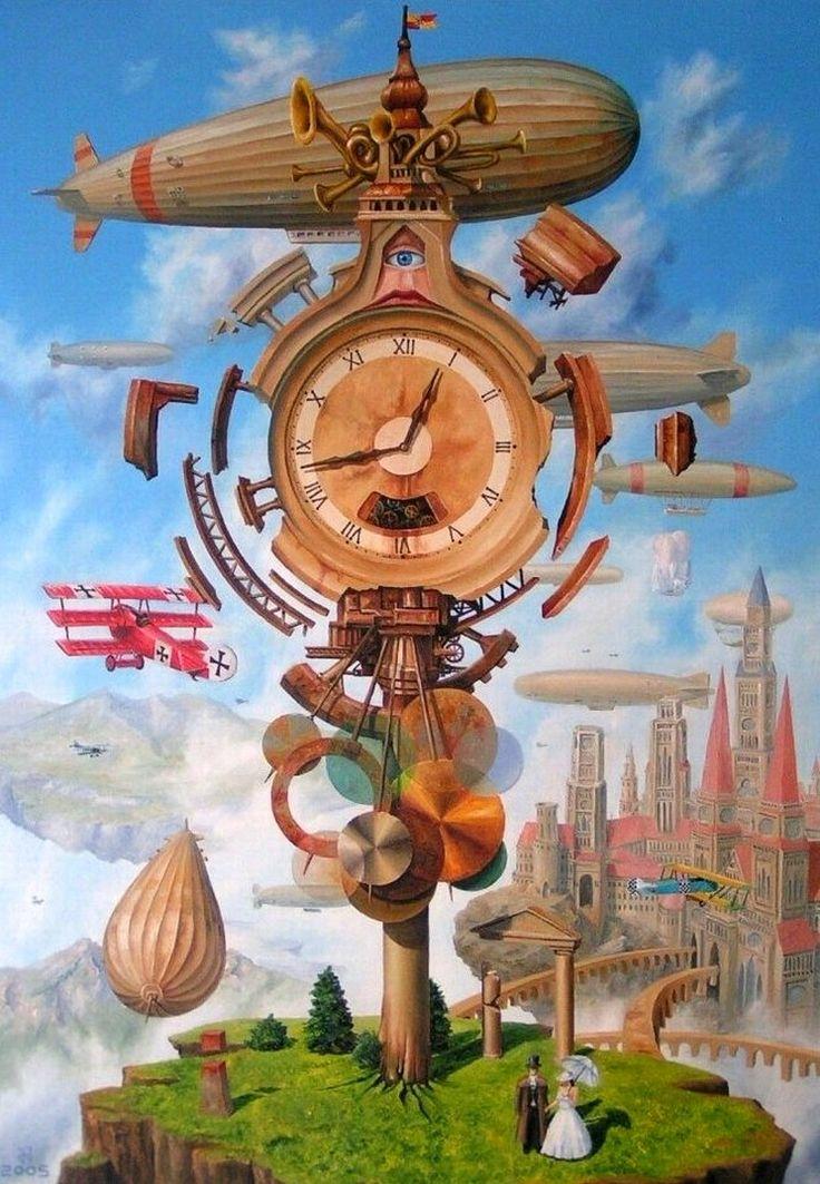 The paintings of Jaroslaw Jasnikowski - Imgur