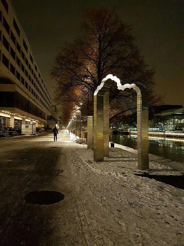 Ursininkatu, Turku, Finland. Photo: Nana Långstedt