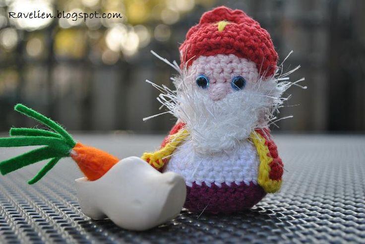 Crochet Sinterklaas by Ravelien http://ravelien.blogspot.nl/