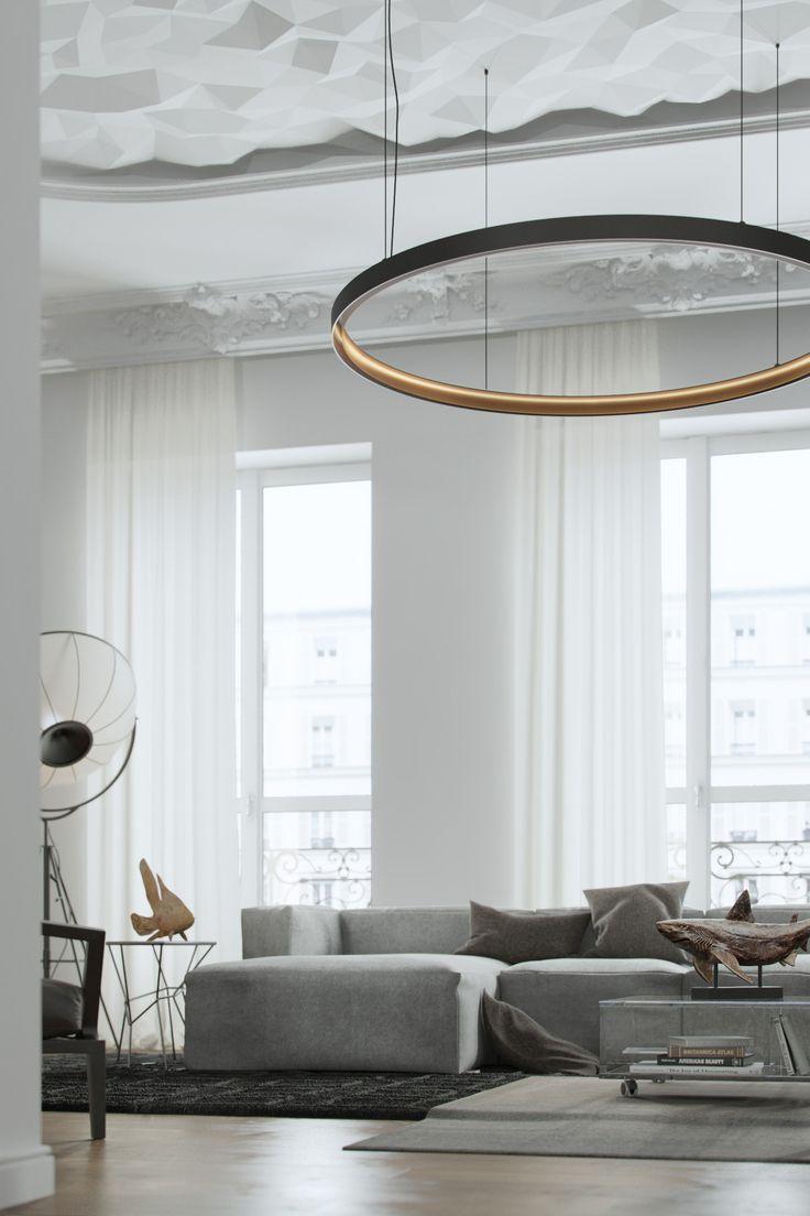 ArtStation - Paris apartments 2027, Marat Zakirov