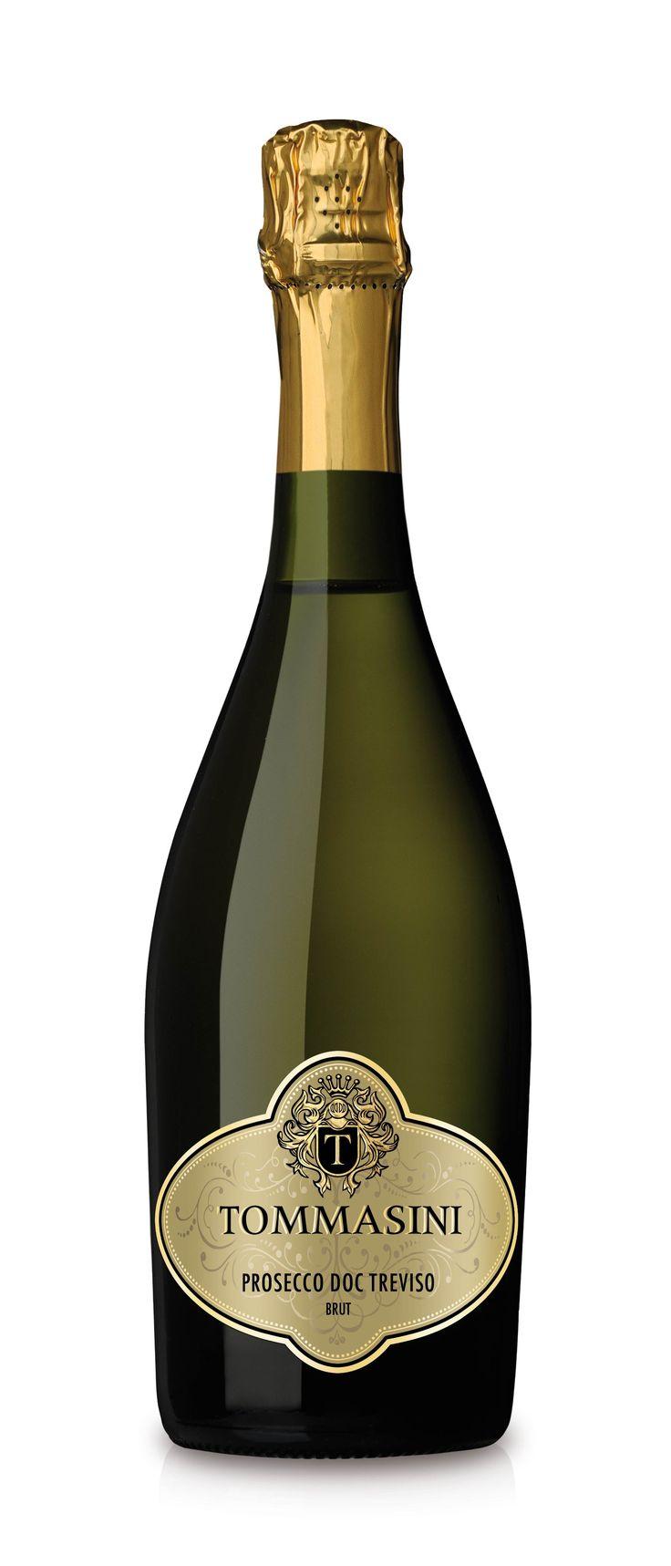 Prosecco doc Treviso brut spumante Label Etichette serigrafiche etichette vino.