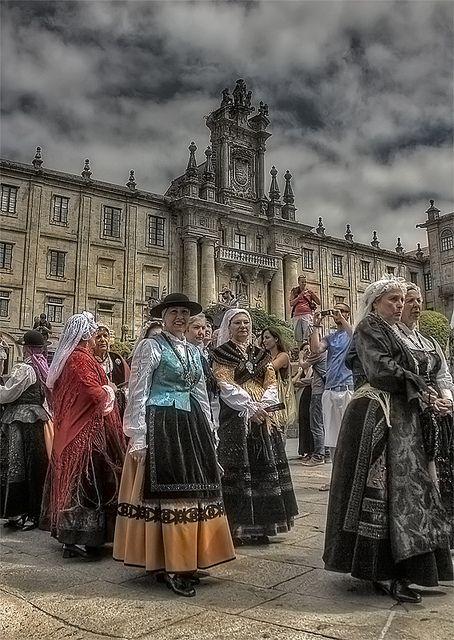 España Muñeiras - Galicia