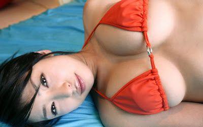 10 Top Model Jepang terseksi - Apip OrTega
