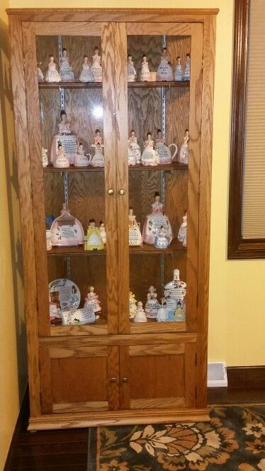 All My Enesco Prayer Ladies (Mother In The Kitchen) In The Cabinet My  Grandpa