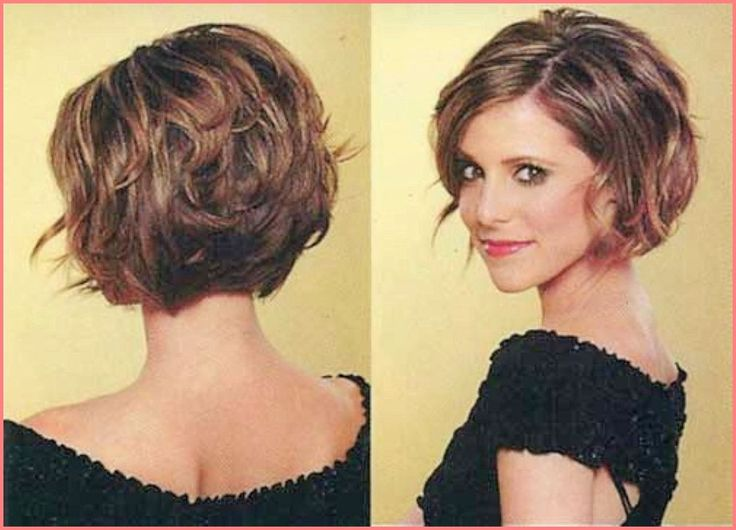 hair styles for with wavy hair stacked bob i woke up like this 7007
