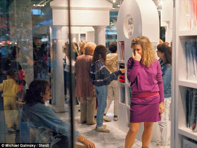 Best S Shopping Mall Images On Pinterest - Shopping malls america changed since 1989