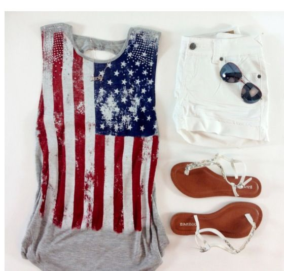 fourth of july outfits baby girl