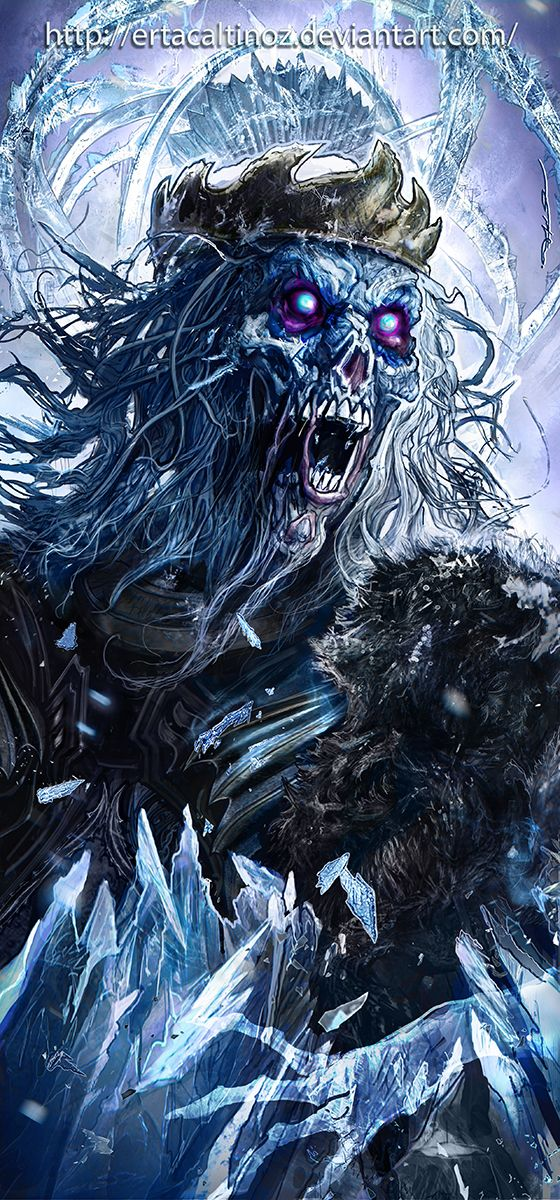 Aerys Targaryen - The Mad King by ertacaltinoz.deviantart.com on @DeviantArt