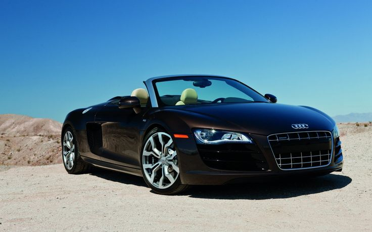 Audi sports car black pictures - car wallpapers information