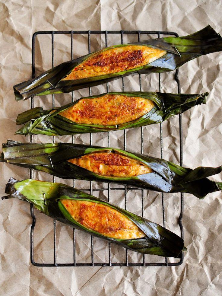Recipe – How to Make Otak-Otak (Grilled Spicy Fish Cakes)