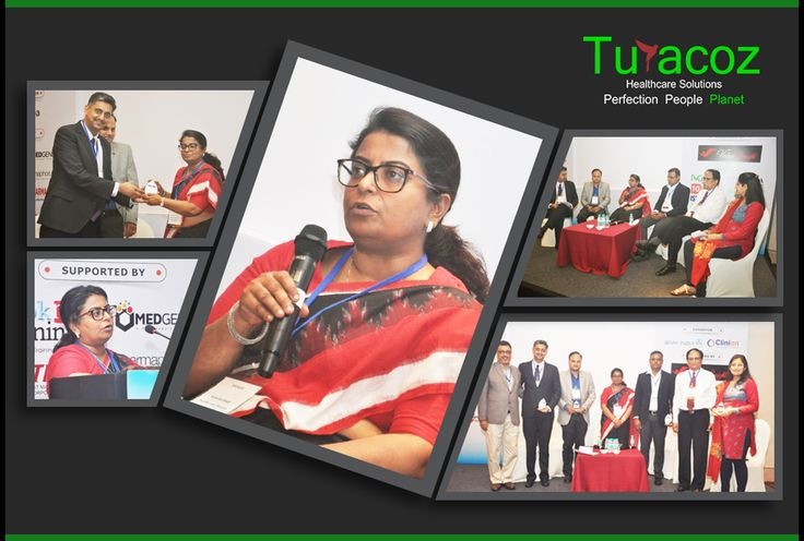 #PanelDuscussion and #speaker on #ObservationalStudy at 8th #ClinicalTrialsSummit on #24May17 in #Mumbai, wonderful interaction and #LovelyParticipation #TuracozHealthcareSolutions, #DrNamrataSingh.