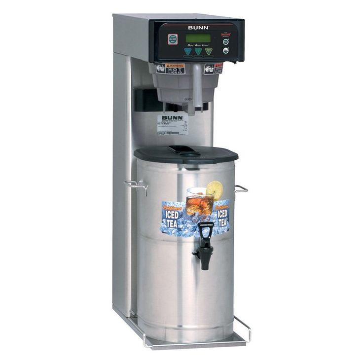 BUNN TB3Q 3-Gallon Iced Tea Brewer - 072504070735