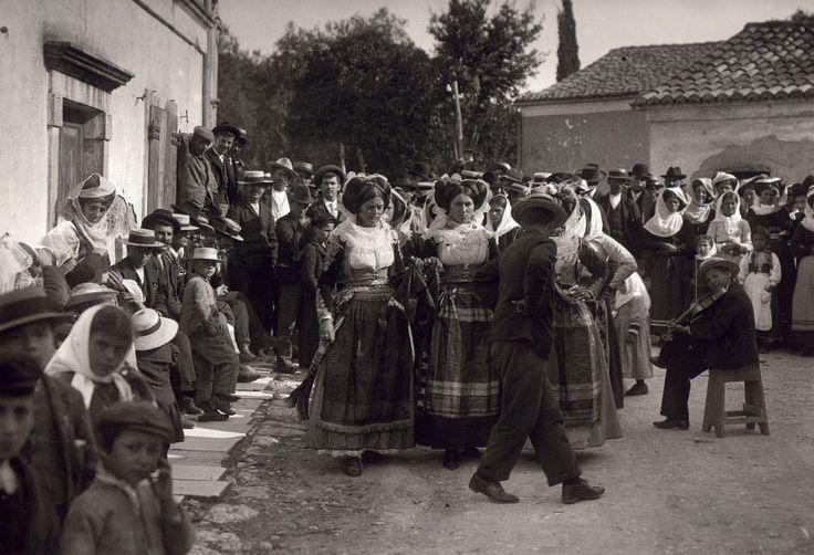Γαστούρι-Κέρκυρα. Φωτογραφίες μιας απλής, ήσυχης Ελλάδας (1903-1930)  Μέσα απο…