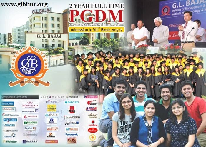 #PGDM Admission In #GreaterNoida - In #GLBajaj, PGDM and MBA #Admission In Greater Noida, #DelhiNCR are open. see more @ www.glbimr.org  #Career #Education #MBA #Placement #Colleges