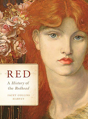 Red: A History of the Redhead.  This book is fabulous!  If you're  a redhead buy it......right now!