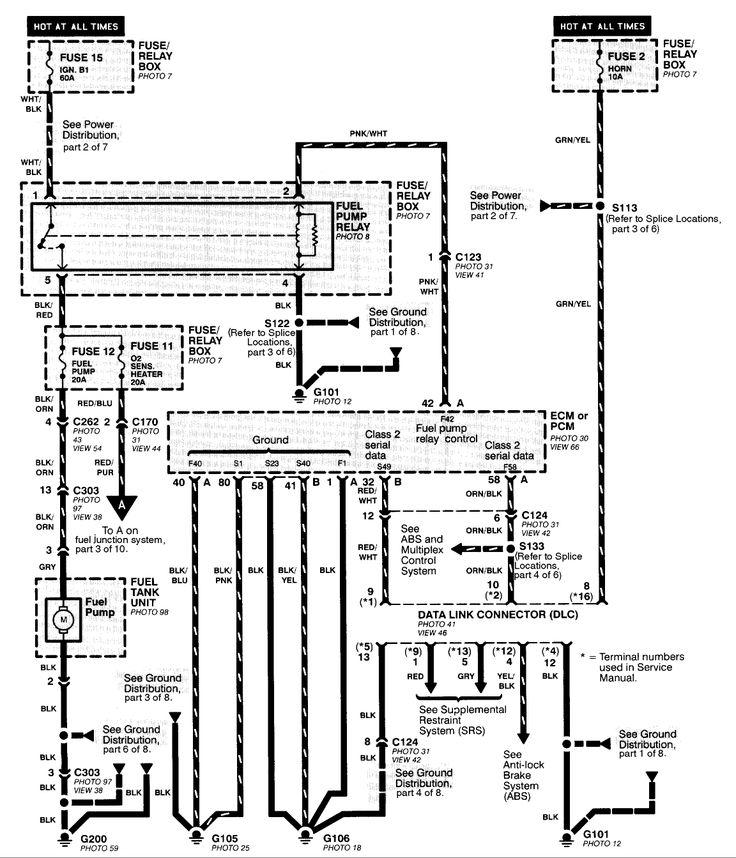 Diagram Honda Accord 1997 Wiring Diagram Full Version Hd Quality Wiring Diagram Diagrampage Abretti It
