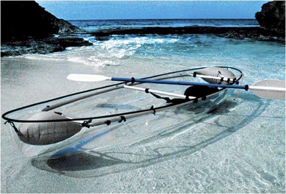 can you imagine going kayaking in this?: Bucket List, Idea, Kayaks, Boats, Transparent Canoe, Transparent Kayak, Place