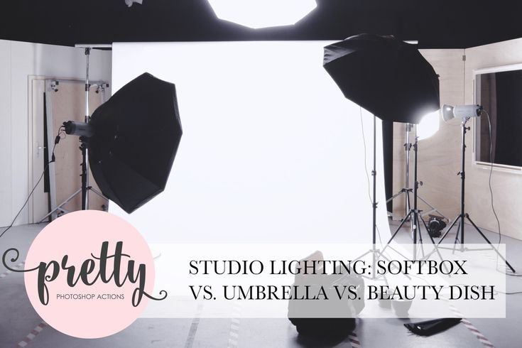 Is a softbox better than an umbrella or a beauty dish? Need help choosing studio equipment? Learn answers to these questions & more in this great tutorial.