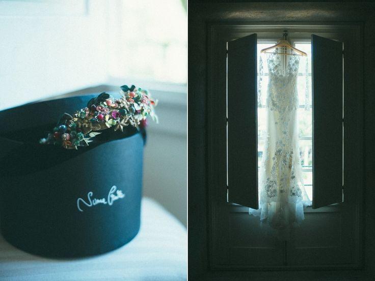 Portugal Destination Wedding Planning - Amor Pra Sempre - Suma Cruz Hair Crown