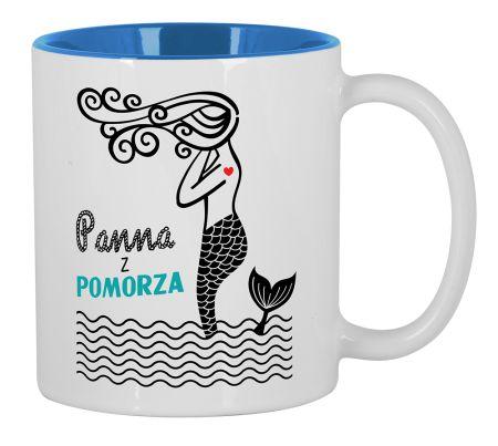 Panna z Pomorza Mug small 330ml Design by Ej Madziu | Teequilla | Teequilla