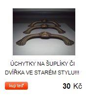 Udělej mi radost a kup si mě za 30,00 Kč. Aukro.cz
