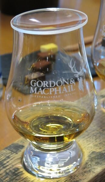 Pairing whisky with chocolate at the Spirit of Speyside Whisky Festival in Scotland