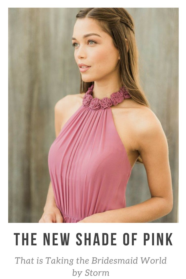 5926 best bridesmaid style images on pinterest blue bridesmaids the new shade of pink that is taking the bridesmaid world by storm ombrellifo Images