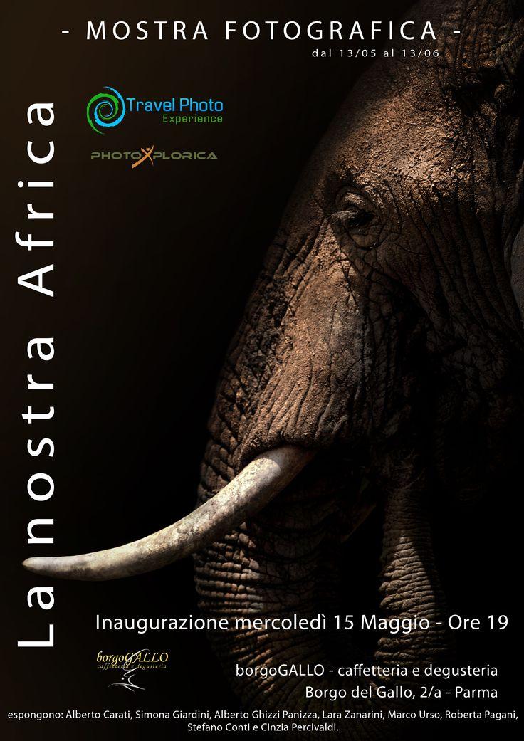 """"""" La nostra Africa"""" in Mostra a Borgo del Gallo, con le magnifiche foto di Lara Zanarini e Alberto Ghizzi Panizza"""