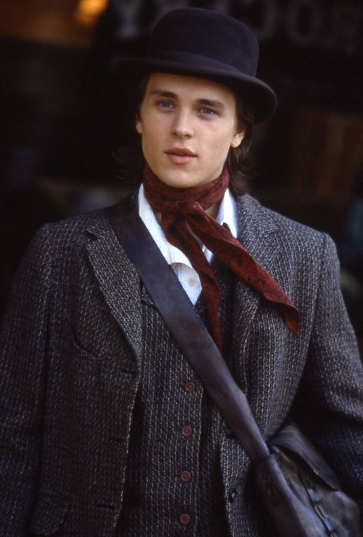 "Jonathan Jackson portrays the character of Jesse Tuck in the movie ""Tuck Everlasting"""