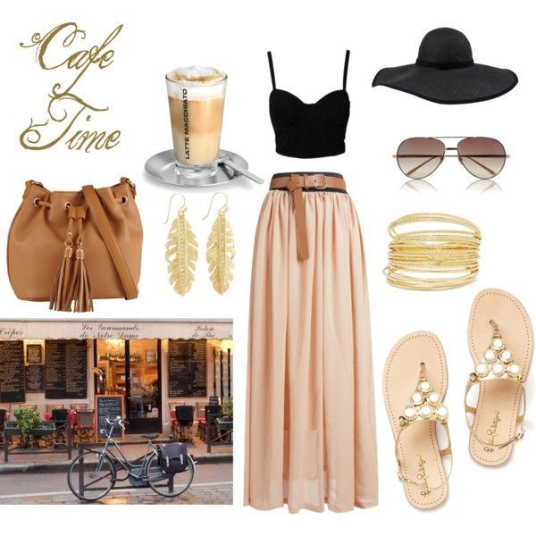 A fashion look from June 2014 featuring SELECTED tops, ALDO shoulder bags and Frette hats. Browse and shop related looks. #cruiseclothes