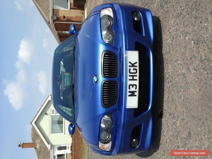 2005 BMW M3 BLUE #bmw #m3 #forsale #unitedkingdom