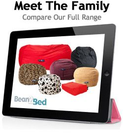 Bean Bags, Bean Bag Beds, Guest Beds - Bean2Bed