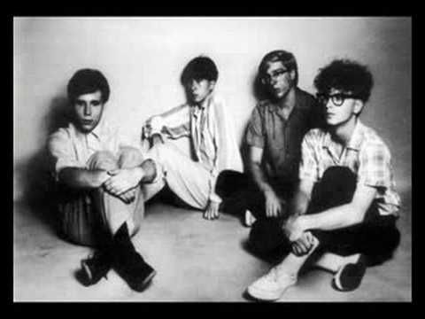 The Feelies - an awesome band from the post-punk 80's with an acclaimed new CD called Here Before