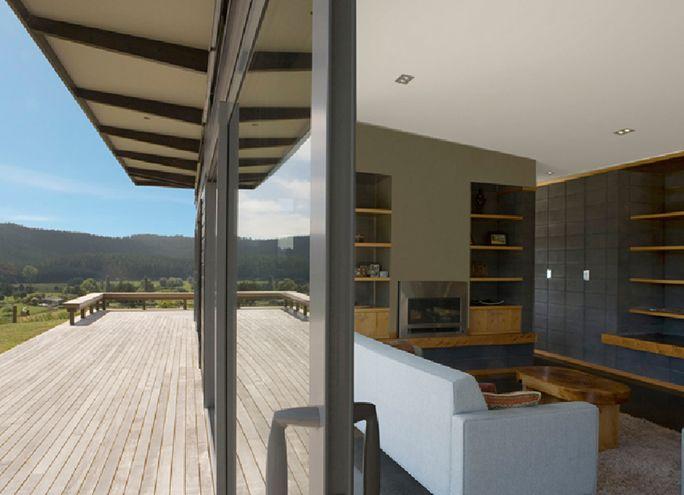 Homeworld Award Winning Passive Solar House