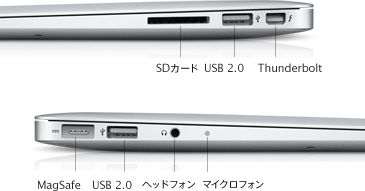 MacBook Air (13-inch, Mid 2011)