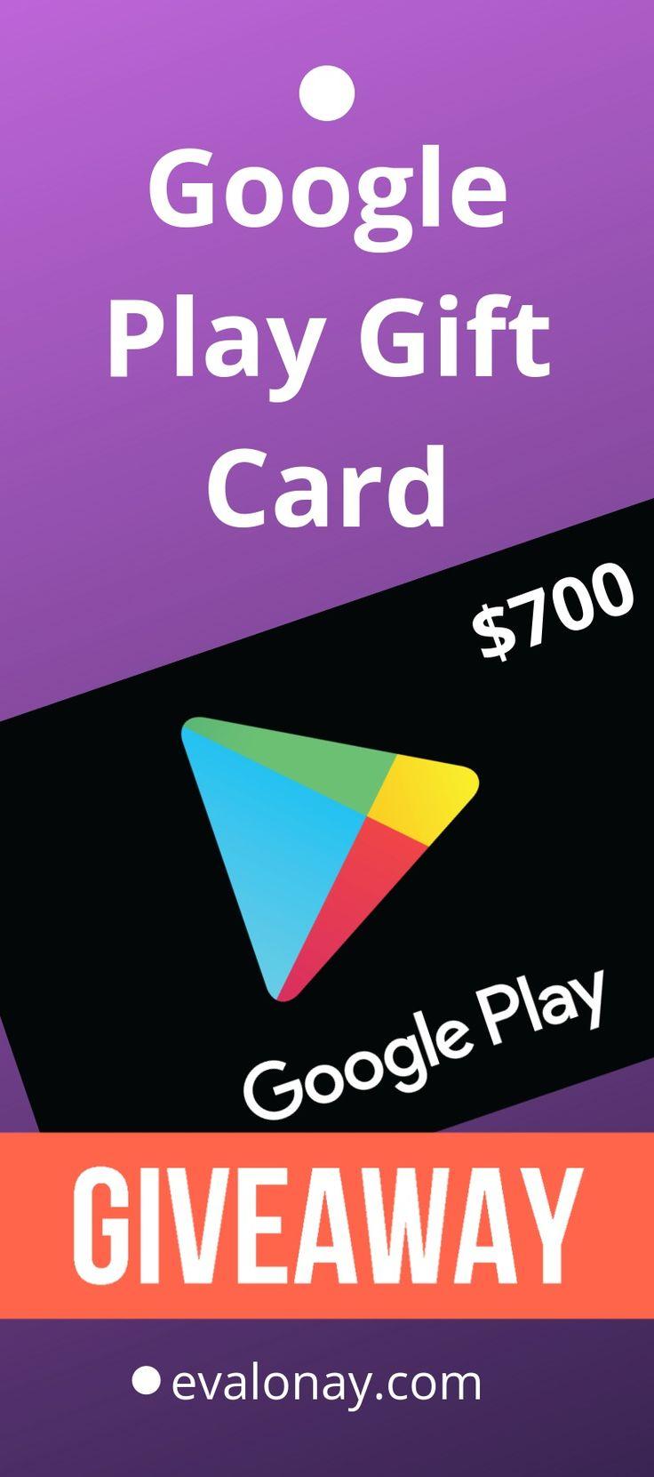 Giveaway google play gift card google play gift card