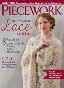 PieceWork May/June 2016 Cover