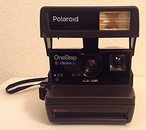 Amazon.com: Buying Choices: Polaroid One Step Close-Up 600 Instant Camera