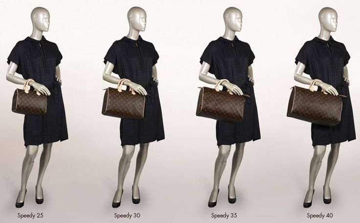 Louis-Vuitton-Speedy-Bandouliere-Bags-Collection-40-35-30-25 Want the 35 in monogram and 30 in Damier azure