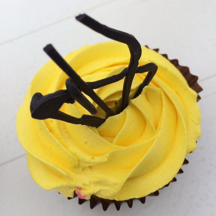 Proef de oceanroad Lemon cupcake met Lemoncurd Proef de Great Ocean Road in Australië de Harvest Route #Haresttrail #greatoceanroad #australië #australia #foodtour #foodblog #reisblog #travelblog