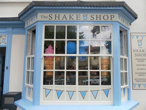 SBS 2014 - The Shake Shop, Witney, Oxfordshire