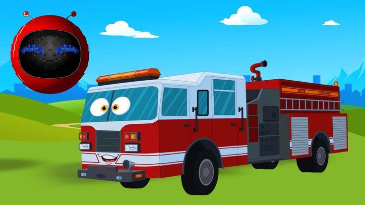 소방차 | sobangcha | Zobic Fire truck #zobicfiretruck #vehicles #education #entertainment #parenting #kidsvideo #childrenvideo