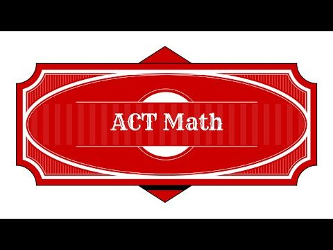 Act test study guides