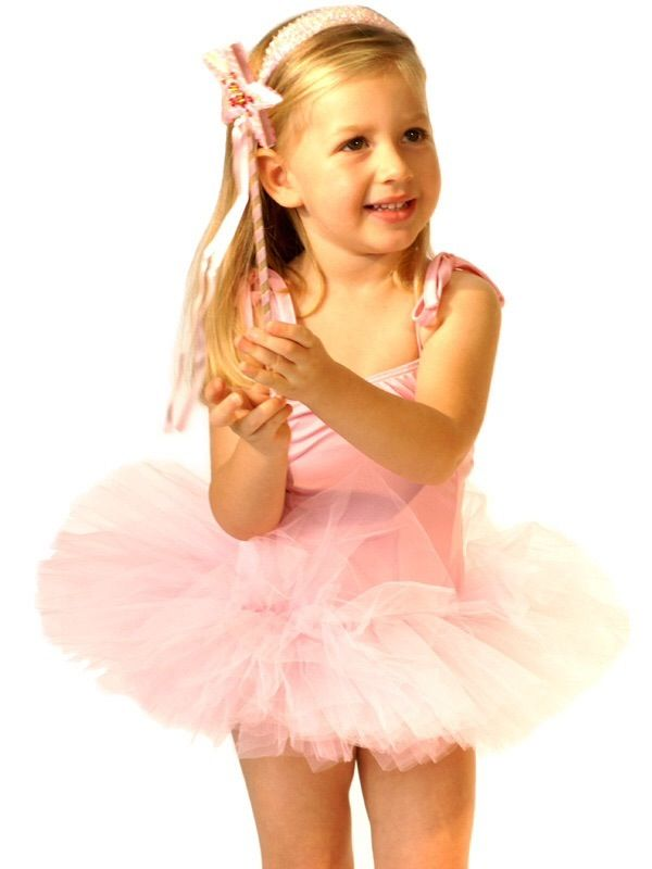 This Li'l Pink Tutu Dress has an adjustable strap leotard attached with a 7 layer tulle skirt.  The tutu singlet dress looks amazing on stage and is a must have for your little dancer or just for dress up play   $15.00 Add some Flower Fairy Wings to complete your outfit (available in Pink or White $12.50)   Small (size 2-4)  Medium (size 4-6)  Large (size 6-8)